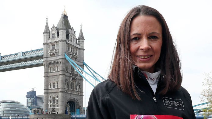 Olympian runner Jo Pavey accuses Nike of punishing her 'for being pregnant'