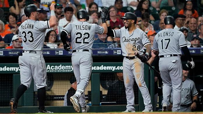Chicago White Sox turn triple play, hit grand slam in same game