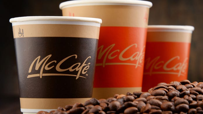 McDonald's allegedly gives hot chocolate to man with deadly dairy allergy