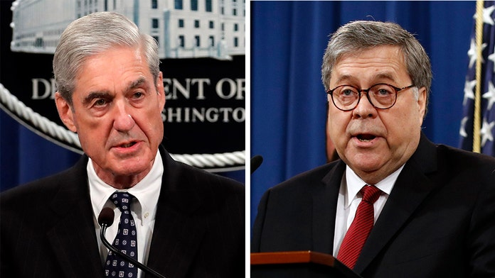 Barr says he 'personally felt' Mueller could have reached decision on obstruction