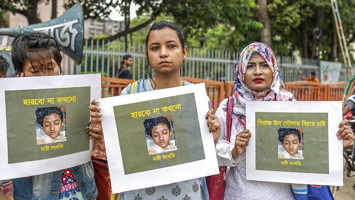 16 charged in connection to Bangladeshi student burned alive for reporting sexual harassment