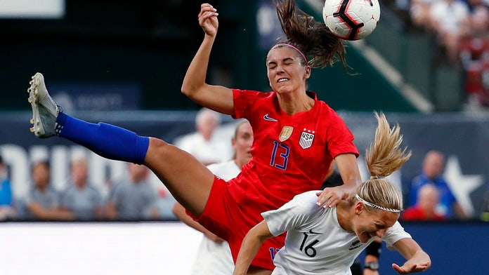 US soccer star Alex Morgan plans to decline any White House invite after World Cup