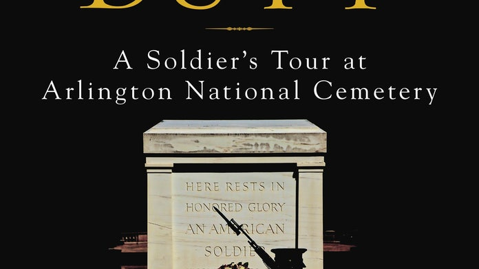 Sen. Tom Cotton: 'Flags In' at Arlington National Cemetery