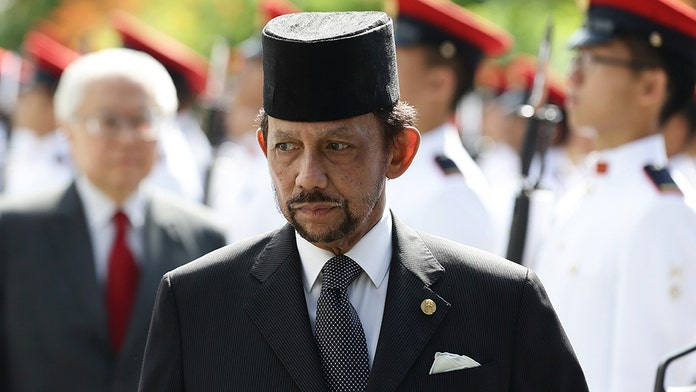 Sultan of Brunei returns honorary Oxford degree after backlash over anti-gay laws