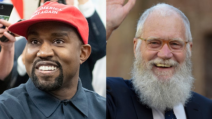 Kanye West spars with David Letterman about politics: 'Liberals bully Trump supporters!'
