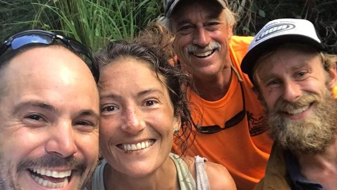 Hawaii woman missing for 2 weeks found alive in forest, spotted from helicopter