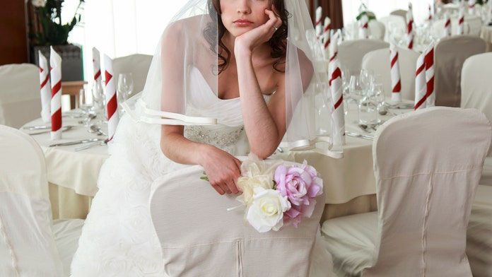Guests angry that bride won't let them watch sports during the wedding