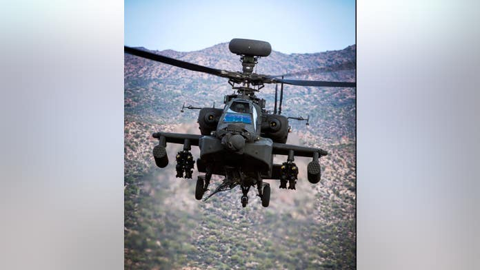 Elite drone and attack helicopter task force still hunts Taliban in Afghanistan