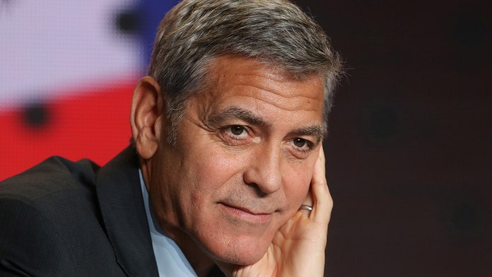 George Clooney reveals he thought he'd die after motorcycle crash in Italy: 'OK well, that's my neck'
