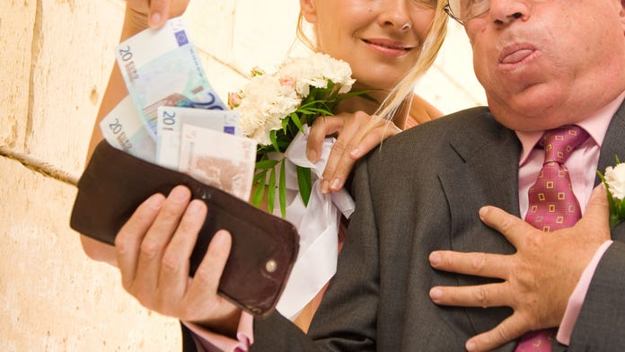 Bride demands guests 'gift' more money the morning after the wedding