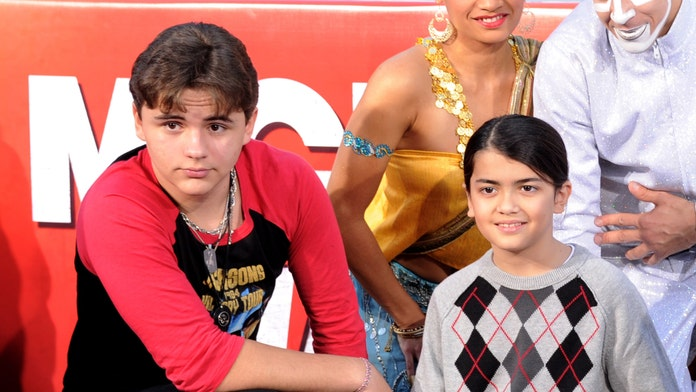 Michael Jackson's sons Prince and Blanket launching new YouTube series