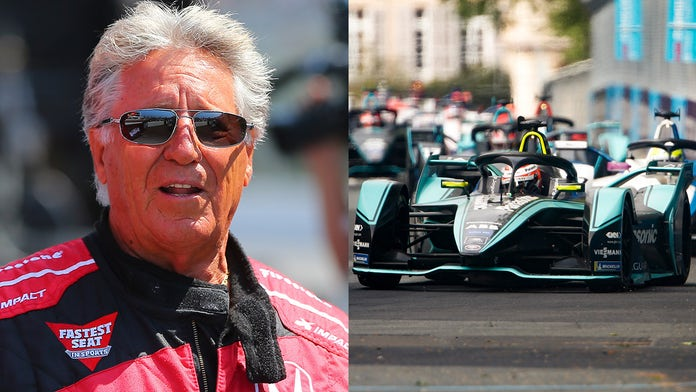 Mario Andretti has a hilarious take on making electric cars louder