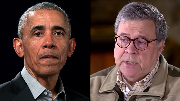 AG Barr breaks with Trump, says he does not think Obama-era officials committed treason