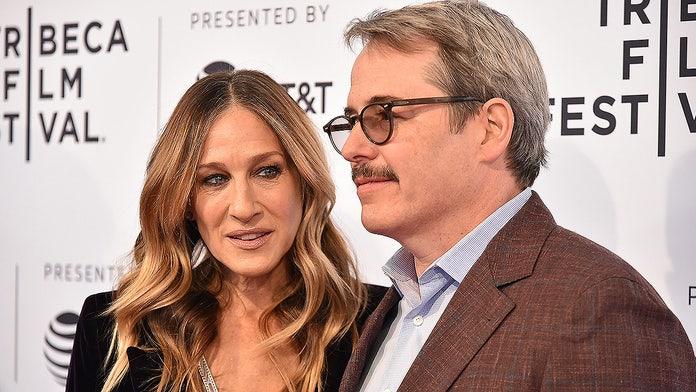 Sarah Jessica Parker slams tabloid report of marital discord with husband Matthew Broderick