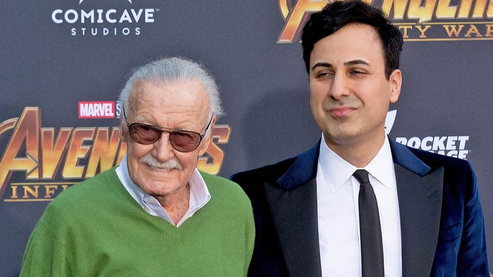 Elder abuse charges against Stan Lee's former business manager are 'latest in the line of personal attacks,...