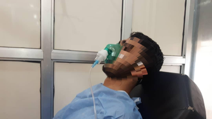 Syrian doctor describes latest alleged chemical attack as US mulls response