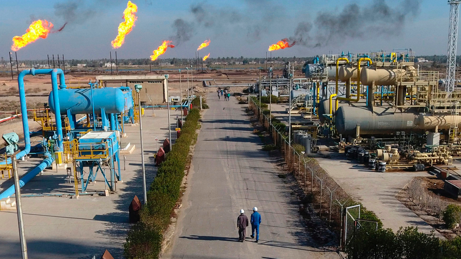 Exxon Mobil employees begin evacuating West Qurna 1 oilfield in Iraq's Basra