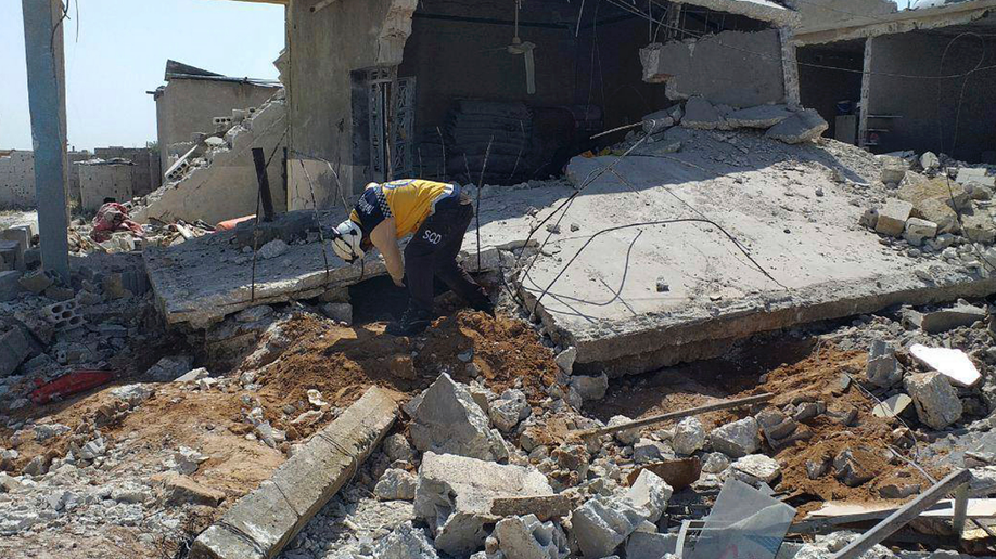 USA received reports pointing to chemical exposure in Syria