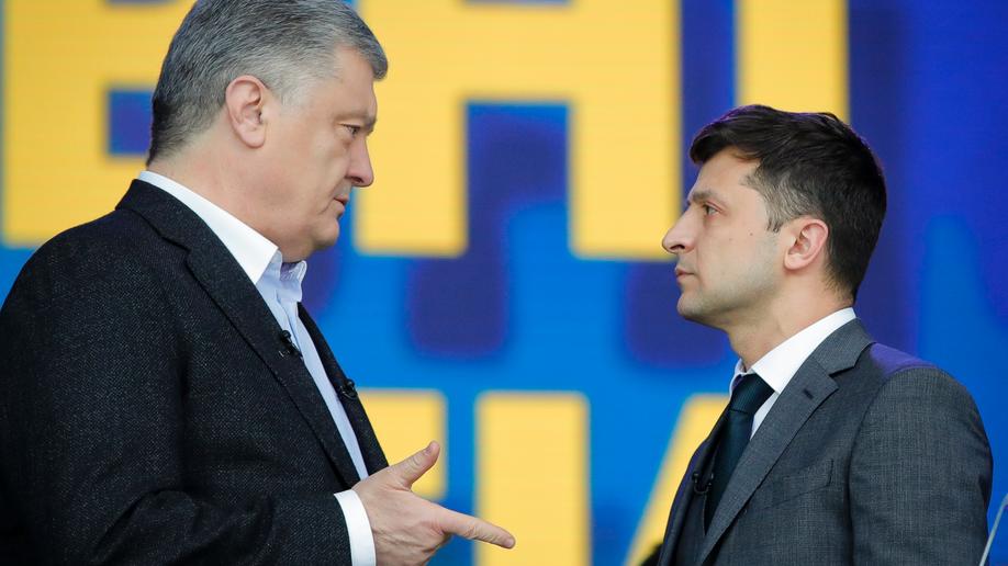 Ukraine's New Leader Gets Sworn In, Dissolves Parliament