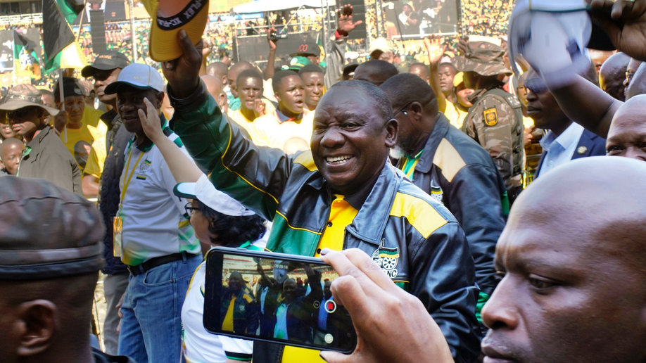 South Africans vote in test for ruling ANC
