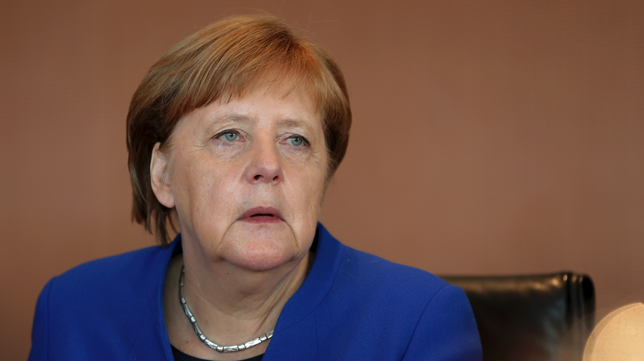 Merkel dismisses speculation she could move to big EU job
