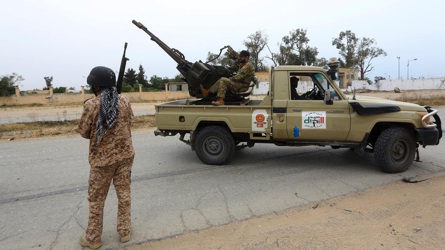 Libya's Haftar visits Paris to meet Macron amid Tripoli offensive