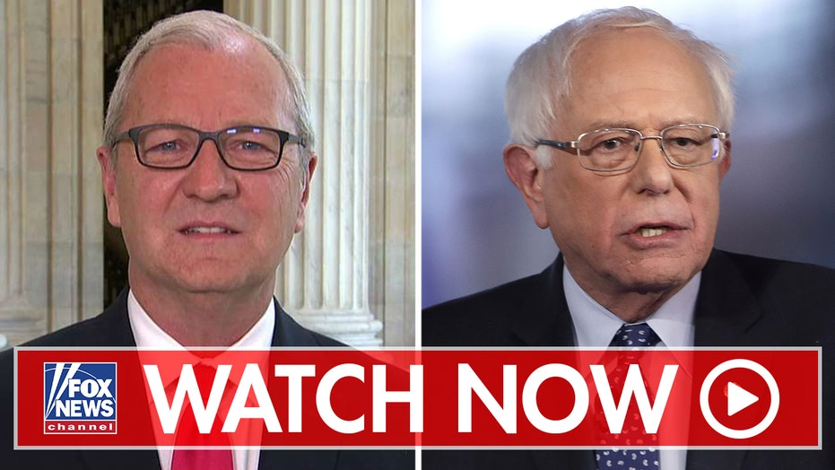 Bernie Sanders 'playing' to 'radical' base with latest Trump