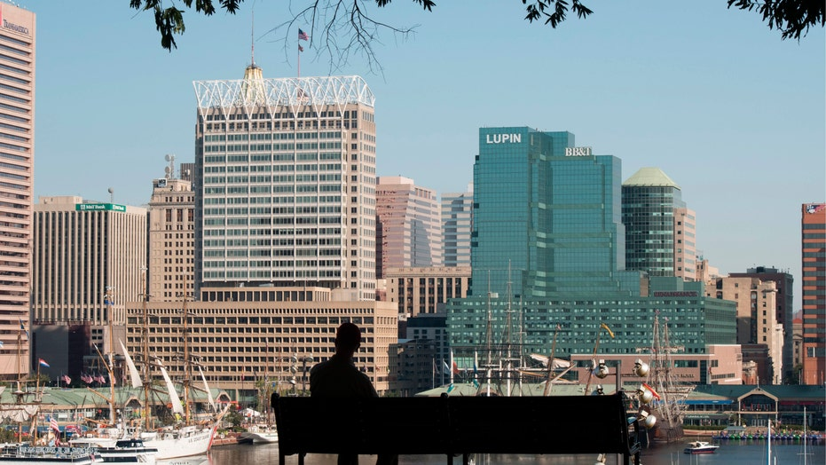 Ransomware attack holds the city of Baltimore's computer networks hostage