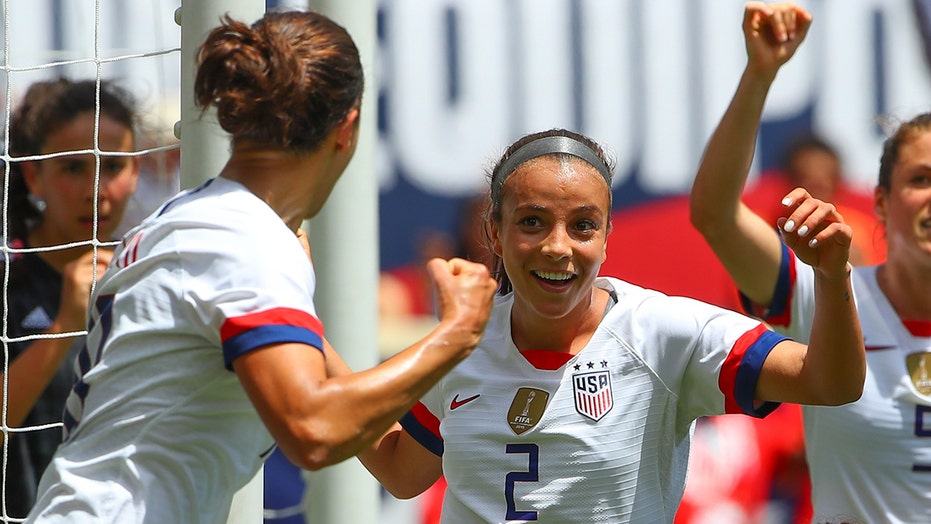 US Women's National Soccer Team ready to kickoff their World Cup campaign against Thailand