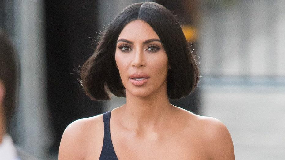 Kim Kardashian-West tweets mys...