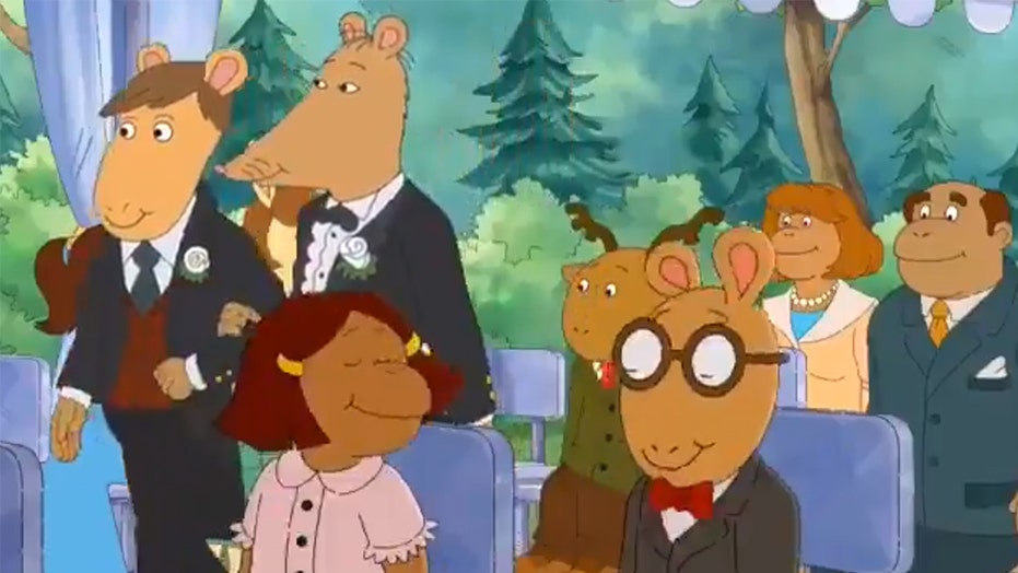 Arthur's' Mr  Ratburn marries a man in latest season premiere of
