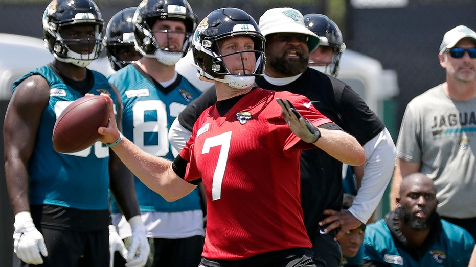 Image result for nick foles jaguars