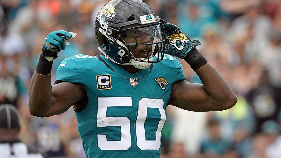 97493198766 Jacksonville Jaguars' Telvin Smith announces decision to step away ...