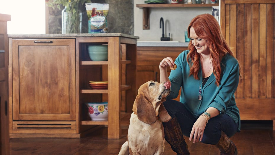Ree Drummond launches new dog treat line based on her favorite family recipes