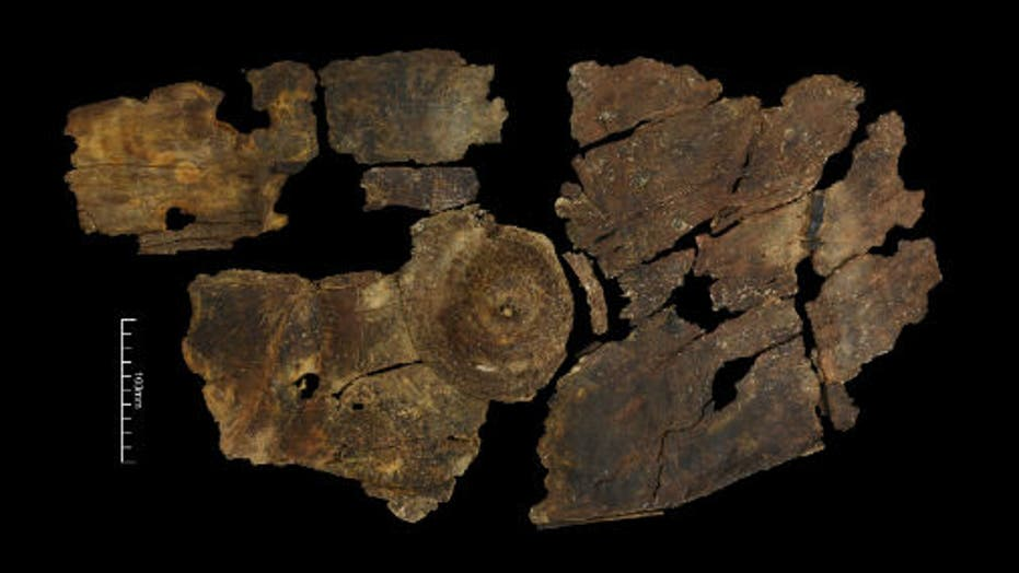 Amazing Iron Age shield discovery sheds new light on