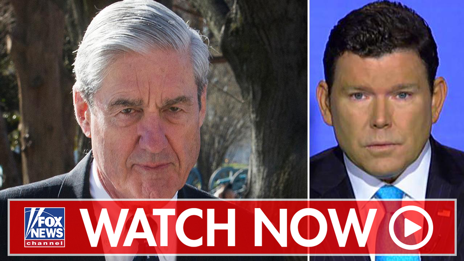 Bret Baier on Robert Mueller's statement on Russia probe: This was not 'no collusion, no obstruction'