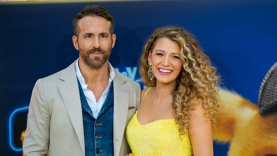 Ryan Reynolds 'excited' about new baby, talks new 'Detective Pikachu' movie