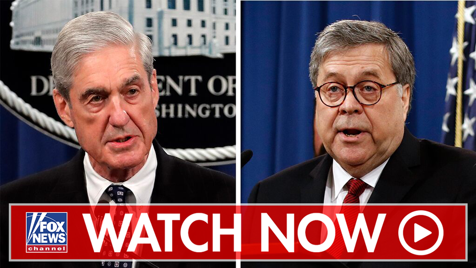 Barr says he 'personally felt' Mueller could have reached decision