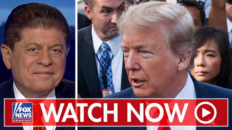 Judge Napolitano talks Trump, Mueller statement