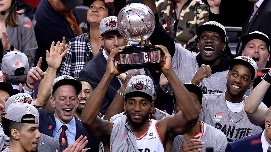 Leonard scores 27, Raptors advance to first NBA Finals - Latest US
