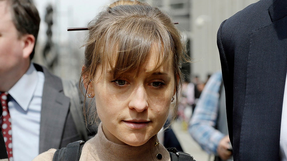 NXIVM follower Allison Mack invited 'Smallville' co-star Alaina Huffman to sex cult before arrest
