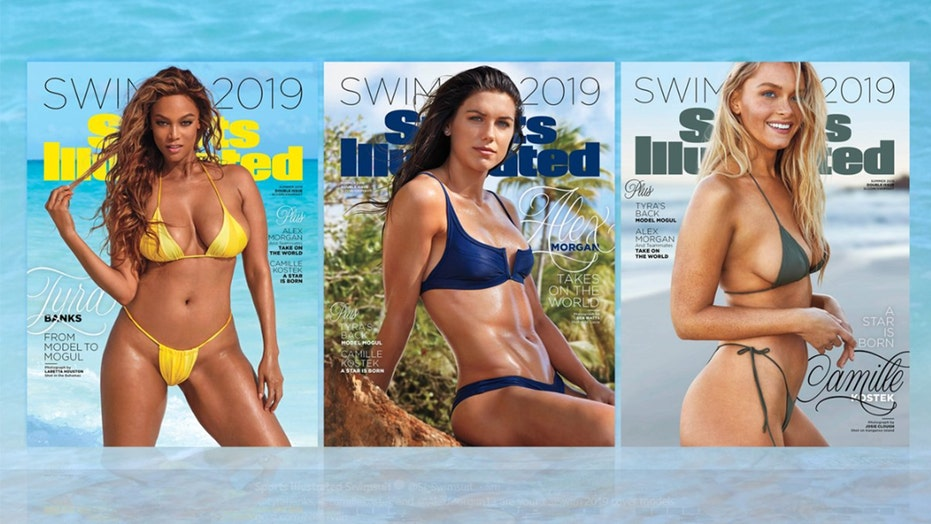 Sports Illustrated Swimsuit 2019 debut: Camille Kostek, Tyra
