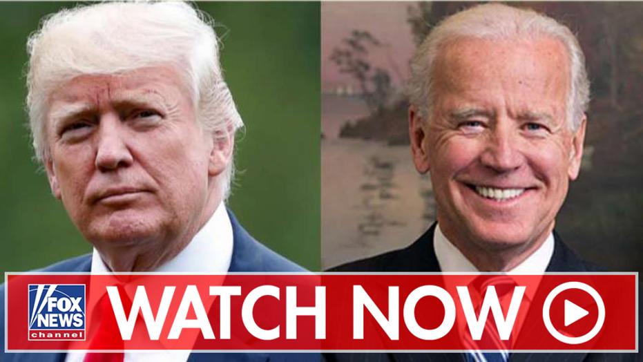 Trump vs. Biden: Battle rages between president and former vice president