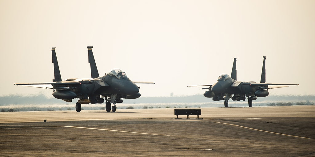 Image result for f15e fighters persian gulf\