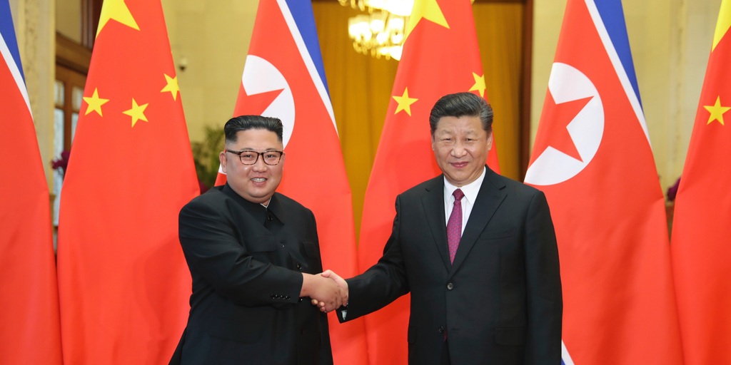 Xi supports North Korea's direction on issues ahead of visit