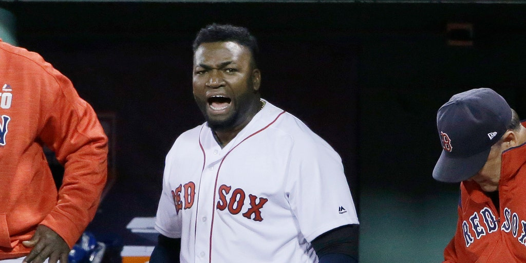 David Ortiz arrives to Boston in serious condition after shooting