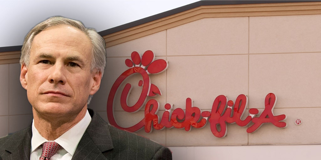 Texas governor signs controversial 'Save Chick-fil-A' bill into law