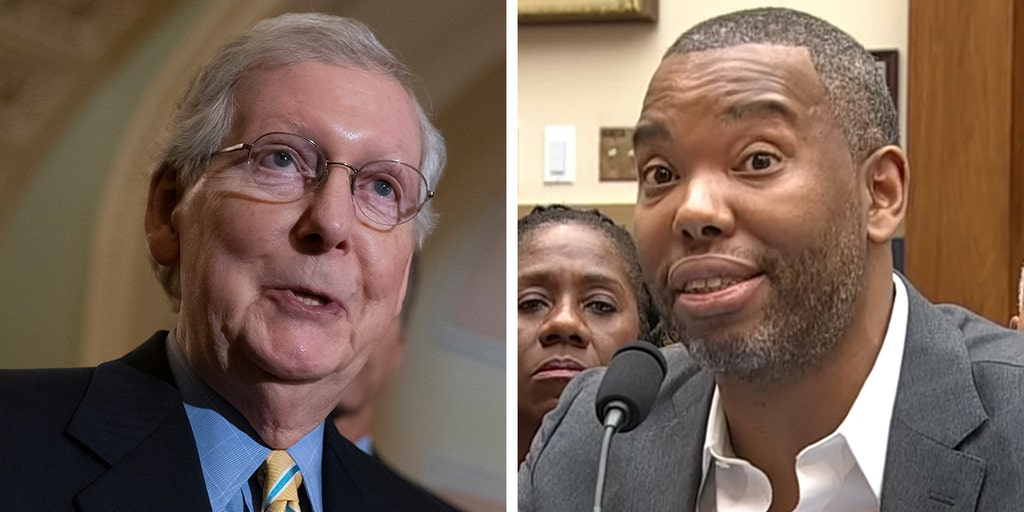 Image result for Ta-Nehisi Coates Has the Perfect Response to Mitch McConnell's