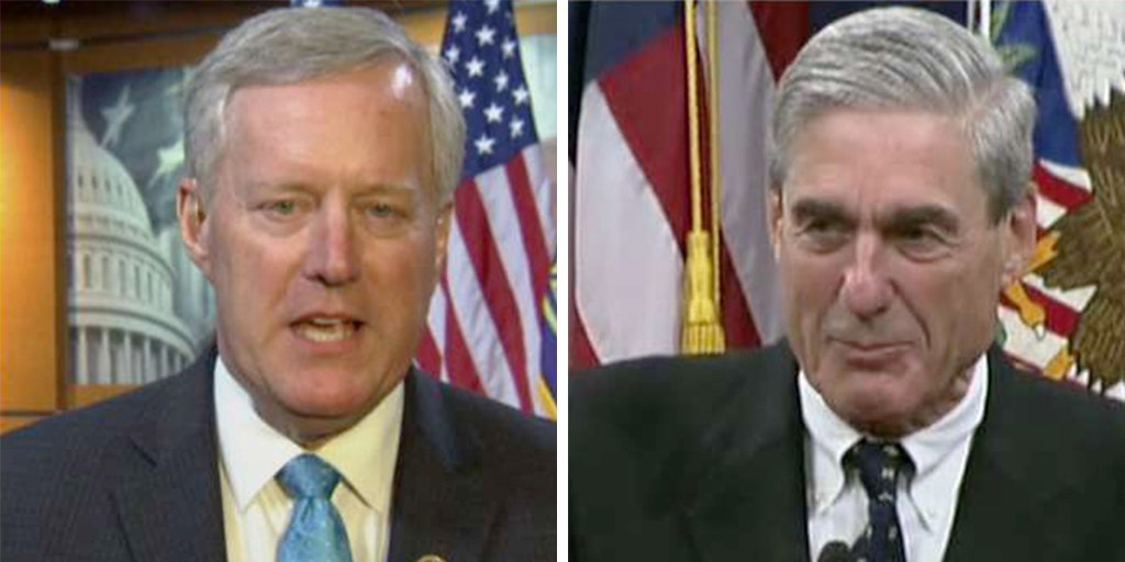 Meadows says Mueller 'better be prepared' for GOP 'cross-examination' after agreeing to testify