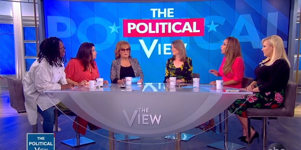 'View' hosts press 2020 Dem on how much she sounds like Trump
